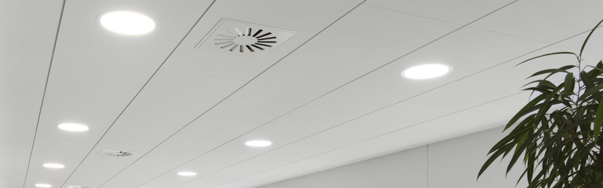 Rockfon ceiling tiles