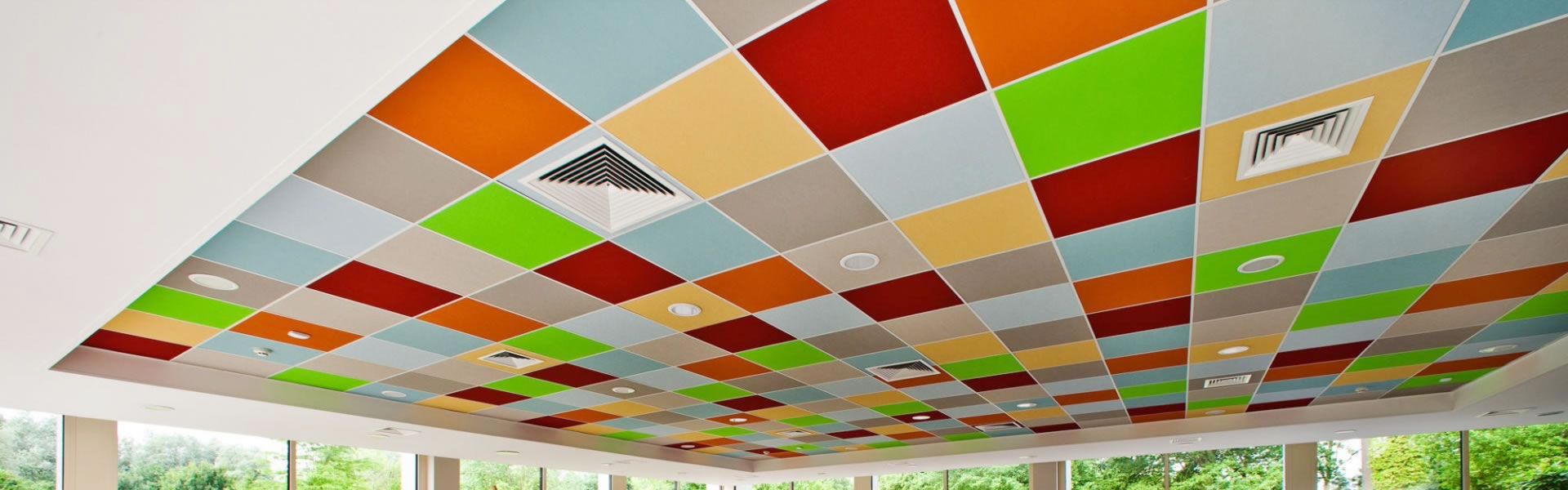 Rockfon Colour All Ceiling tile