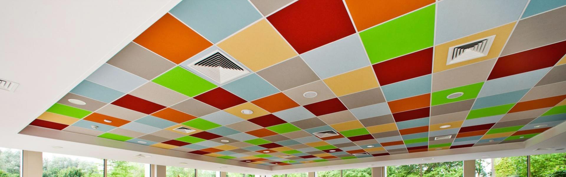 coloured ceiling tiles tile design ideas. Black Bedroom Furniture Sets. Home Design Ideas