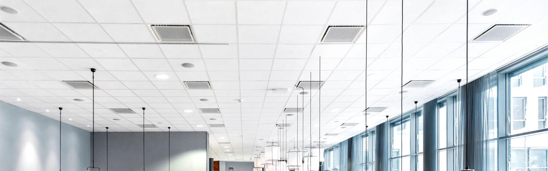 Rockfon Acoustic Ceilings
